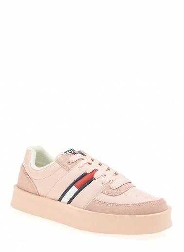 Tommy Hilfiger Kadın Tommy Jeans Light Snea Sneakers EN0EN00395 Renkli